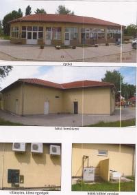 Zamárdi vízpart közeli 418m2 kereskedelmi ingatlan üzlethelyiség eladó ingatlan hirdetéshez feltöltött kép