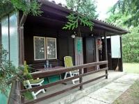 Erdőkertes eladó üdülő, nyalaró, 40m2 üdülő övezet 204nöl telek faházzal ingatlan hirdetéshez feltöltött kép