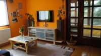 Szentendre eladó családi ház 48m2-es Pismány téliesített faház 676m2 telek ingatlan hirdetéshez feltöltött kép