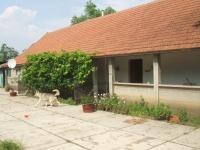 Makó eladó családi ház 98m2 2+1 szoba 1526m2 telek nyugodt utca ingatlan hirdetéshez feltöltött kép