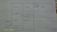 Budapest IX. ker eladó lakás 55m2 1+1 szoba Ferencváros külön bejáratú ingatlan hirdetéshez feltöltött kép