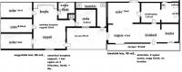 Dabas eladó családi ház 130m2 5+2 szoba telek 1669m2 két fúrt kút halastó ingatlan hirdetéshez feltöltött kép