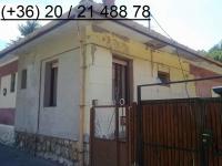 Miskolc eladó családi ház 74m2 2 szoba 740m2 telek  zöldövezeti Pereces ingatlan hirdetéshez feltöltött kép