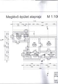 Hajdúdorog eladó családi ház 70m2 2 szoba, 1134m2 telek melléképületek  ingatlan hirdetéshez feltöltött kép
